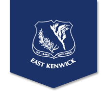East Kenwick Primary School Logo